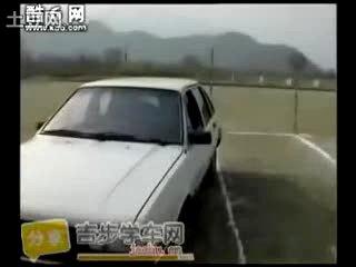 11、穿桩科目驾驶
